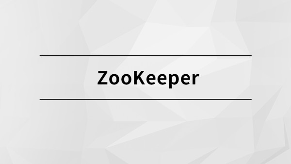 ZooKeeper【马士兵教育】