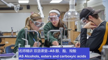A LEVEL 化学 AS Alcohols, esters and carboxylic acids 醇酯酸