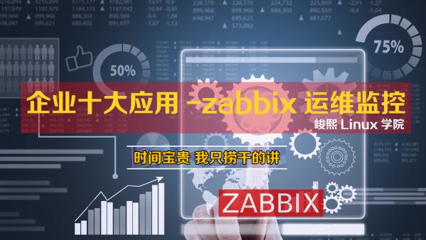 [张彬Linux]企业十大应用-zabbix运维监控