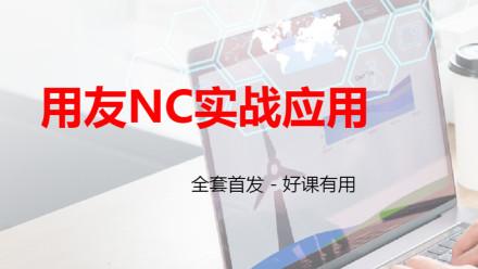 用友NC6.5实战应用系统班/ERP/生产/财务/供应链/人力资源/更新中