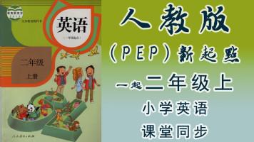 人教版新起点小学英语二年级(上册)同步教学