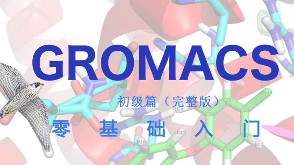 GROMACS零基础入门-初级篇(完整版)