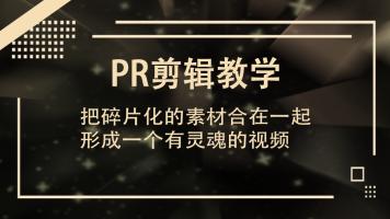 PS+Premiere视频剪辑教程从零基础到全面精通pr软件