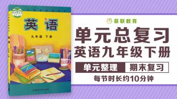 外研版英语九年级下册单元整理复习 期末全册总复习