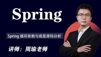 Spring循环依赖与Spring AOP底层源码【图灵学院】【周瑜老师】