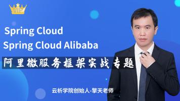 Spring Cloud/Spring Cloud Alibaba微服务框架实战专题