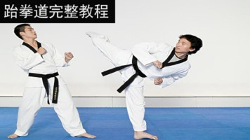 跆拳道完整教程