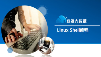 Linux Shell编程