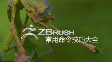 ZBrush常用操作和技巧大全