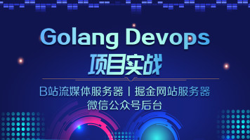 Golang  DevOps项目实战【零声学院】