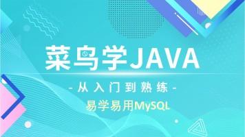 菜鸟学JAVA-易学易用MySQL