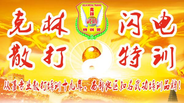 中国散打初级训练体系精讲(一)
