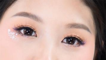 米嘉老师新手化妆系列教程之眼妆课