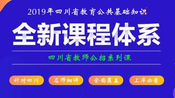 四川教育公共基础—教育心理学