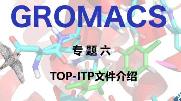 GROMACS专题六:TOP-ITP文件介绍