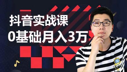 【vip】抖音 快手  电商带货 卖货 月入3万 短视频引流变现实战