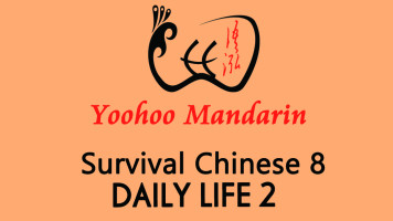 Survival Chinese 8---Daily life 2