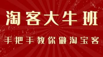 淘客大牛班:淘宝客+淘宝联盟+京东联盟+多多进宝【卓让教育】