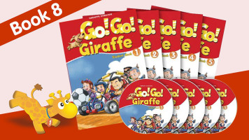 Go Go Giraffe 第八册