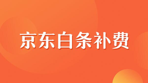 【码同学】课程/京东白条补费链接