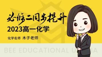 【木子化学】2023高一同步必修二全套  讲义+答疑