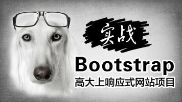 Bootstrap项目实战:PC+平板+手机网站开发