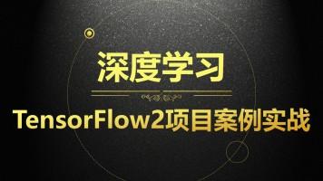 深度学习与TensorFlow项目案例实战