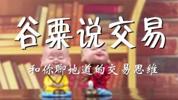 谷粟说交易-股票培训教程-炒股教程