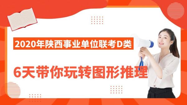 2020年陕西事业单位联考D类—6天带你玩转图形推理