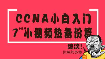 CCNA小白入门之7分钟醒脑视频热备份篇【第三季】