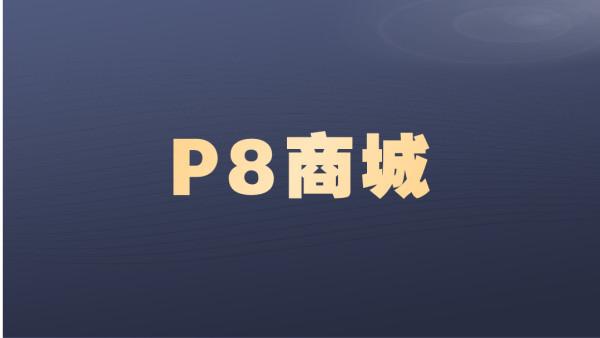 P8商城【马士兵教育】