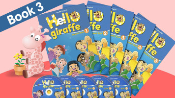 Hello Giraffe 第三册