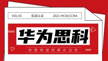 2021最新版HCIA/CCNA精品实战课之路由器和交换机概述