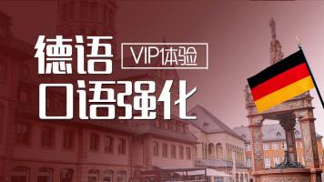 【VIP体验班】德语口语强化备考【上元在线录播】