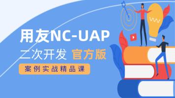用友NC-UAP二次开发案例实战精品课程【官方版】