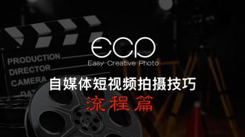 自媒体短视频拍摄技巧【流程篇】