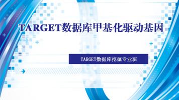 TARGET数据库甲基化驱动基因视频(/儿童肿瘤/批量化生存分析)