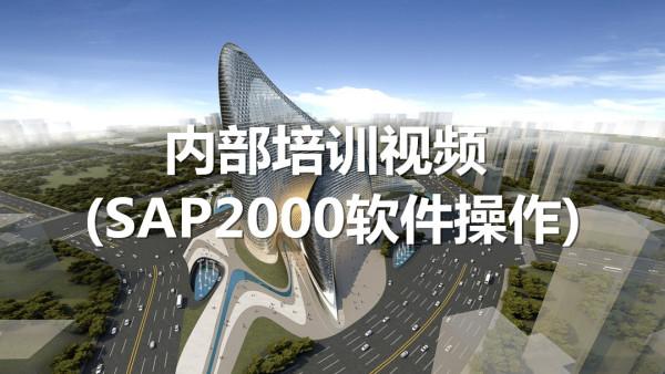 R023_内部培训视频(SAP2000软件操作)
