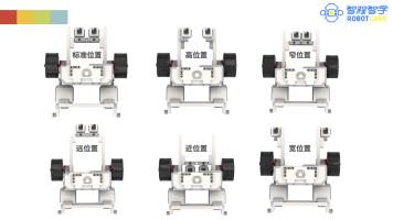 WRO必备基础-颜色传感器安装位置