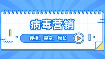 病毒营销推广入门到精通【经典】
