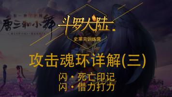 【斗罗大陆H5】攻击魂环详解(三)