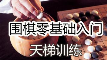 围棋零基础入门-天梯训练