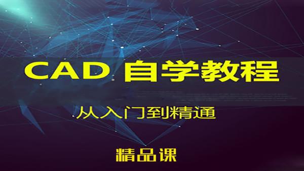 CAD2010制图入门到精通视频教程autocad二维三维机械建筑