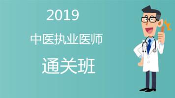 【杏海教育】2019中医执业医师 通关班