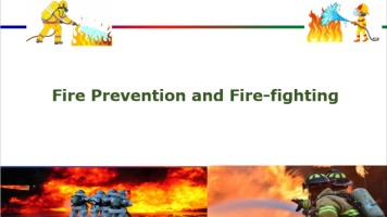 Fire Prevention and Fire-fighting