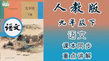 人教版初中九年级语文(下册)同步教学