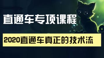 【叫我xh】淘宝直通车专项课程 2020年真正的黑车技术 运营推广