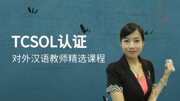 国际对外汉语教师考试:听力课教学