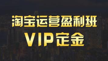 淘宝运营VIP全套实操系列课程 定金 拍前联系老师
