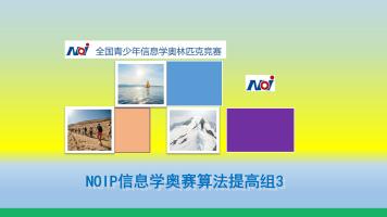 NOIP信息学奥赛算法提高组4